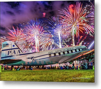 Tabitha May DC-3 - Metal Print