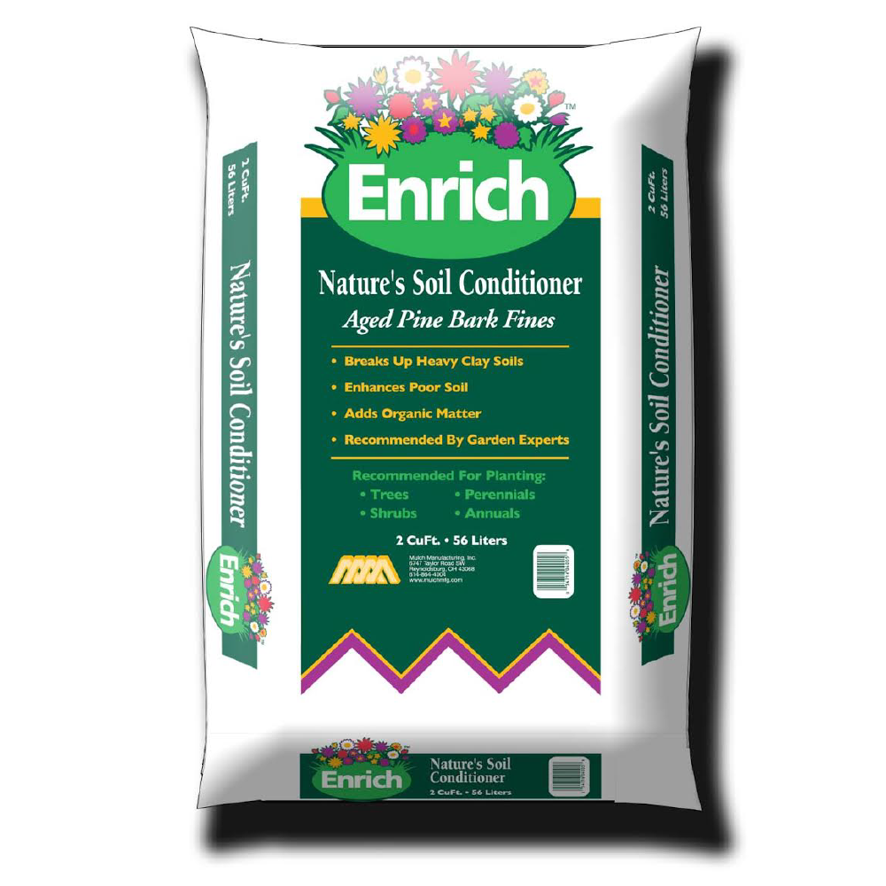 Enrich Pine Fines/Soil Conditioner