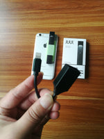 JUUL cable charge JUUL directly by your mobile phone, MOQ is 400
