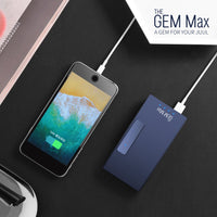 Portable Power Bank for Phone & JUUL® | 2800mAh device charging Your Phone & JUUL® on the Go!