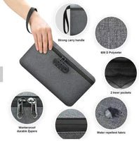 Smell Proof Bag with Alloy Grinder-These Smell Proof Bags are Great for herb Odor,MOQ is 300PCS
