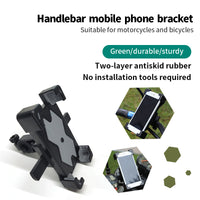 Four-claw Mobile Phone Bracket Holder For Out Door Cycling