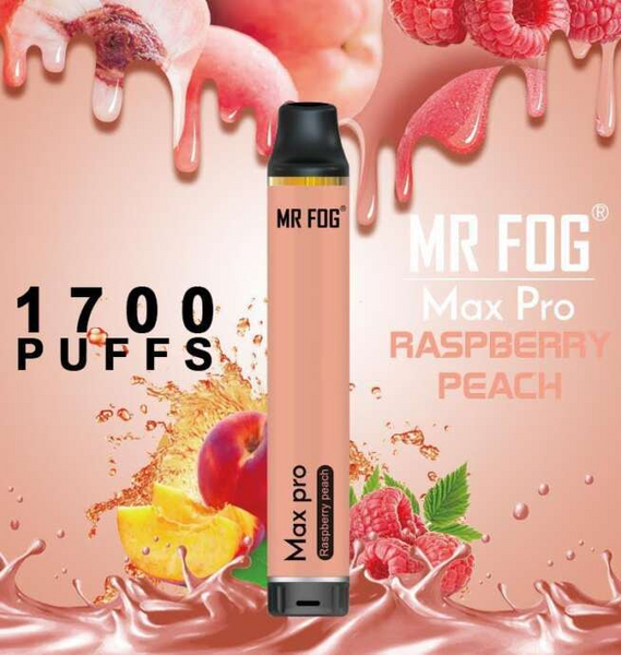 Mr Fog Max PRO Disposable Vape