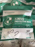 POWECOM KN95 PROTECTIVE MASK, MOQ is 2000,NOT INCLUDING FREIGHT