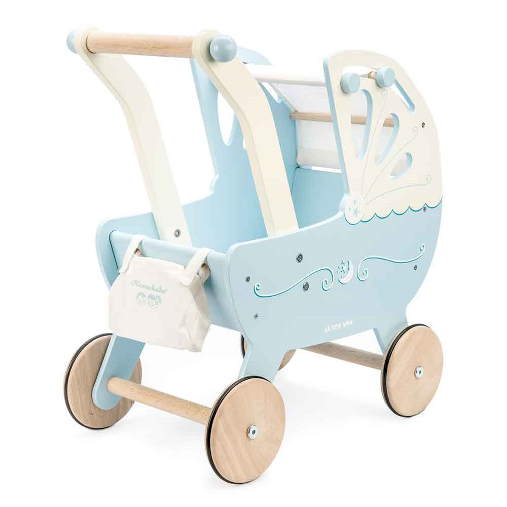 Moonlight Pram Blue