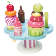 Carlos Gelato -  Ice-cream set