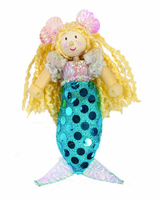 Budkins Mermaid