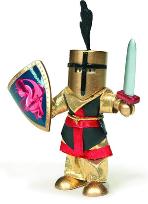 Budkins Sir Ingot Gold Knight