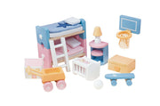 Sugar Plum Children's Room