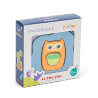 Owly Woo 3 Piece Puzzle