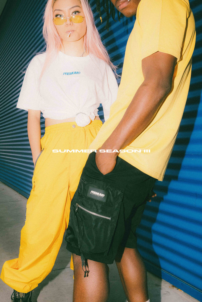 Spring/Summer 2018 Lookbook Campaign