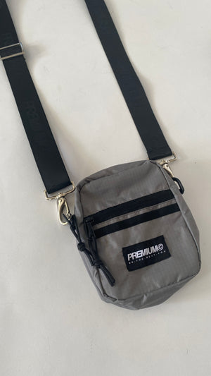 FE$TIVAL Shoulder Bag (Stone Grey)