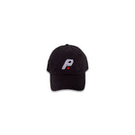 SPORTS Polo Cap (Black)