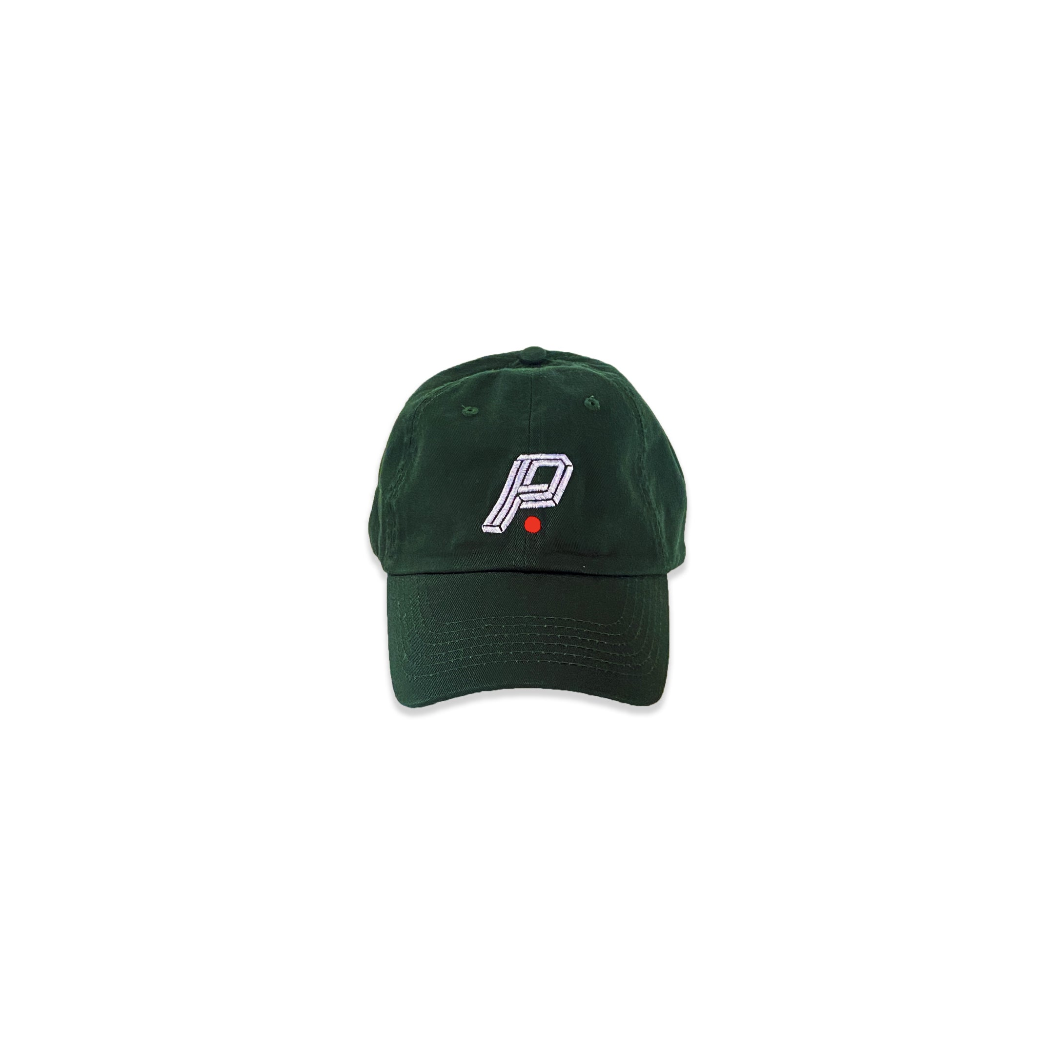 SPORTS Polo Cap (Forest Green)