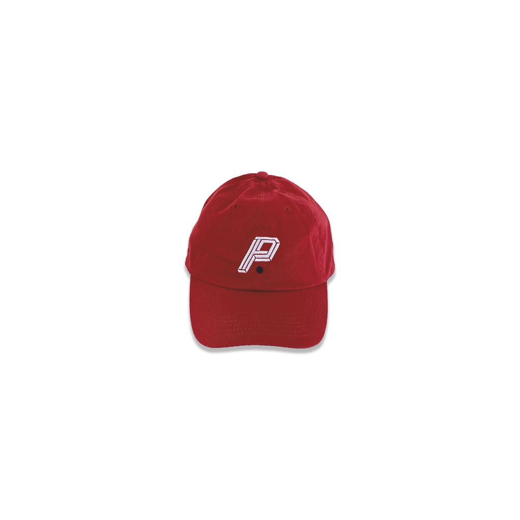 SPORTS Polo Cap (Fire Red)