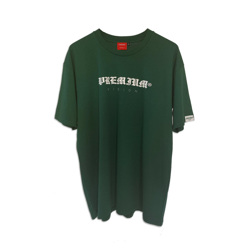 Higher Vision Tee (Emerald Green)