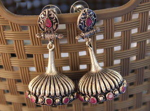 Artistic Collections-Umbrella Shaped Earing