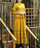 Yellow Long Gown