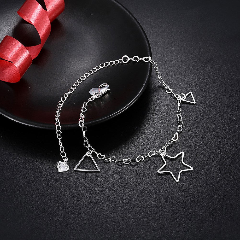 The constellation anklet