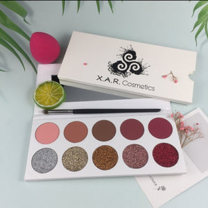 Autumn Festivities Eyeshadow Palette
