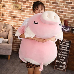 Squishy Pig Pillow