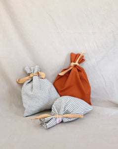 Fabric Gift Bags