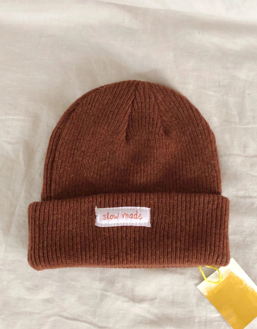 Slow Made Beanie