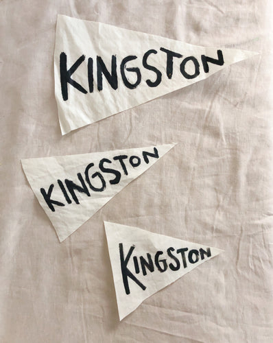 Kingston Pride Mini Pennant