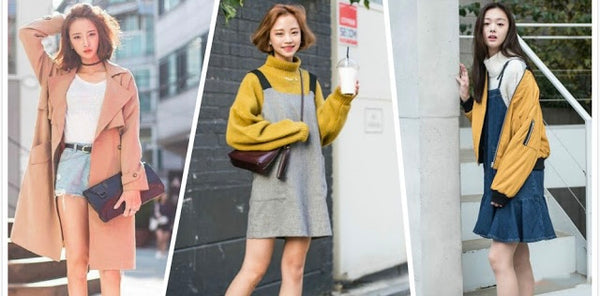 Most Popular South Korean Fashion Trends