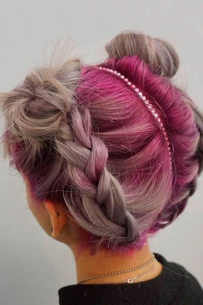 up do rave hair