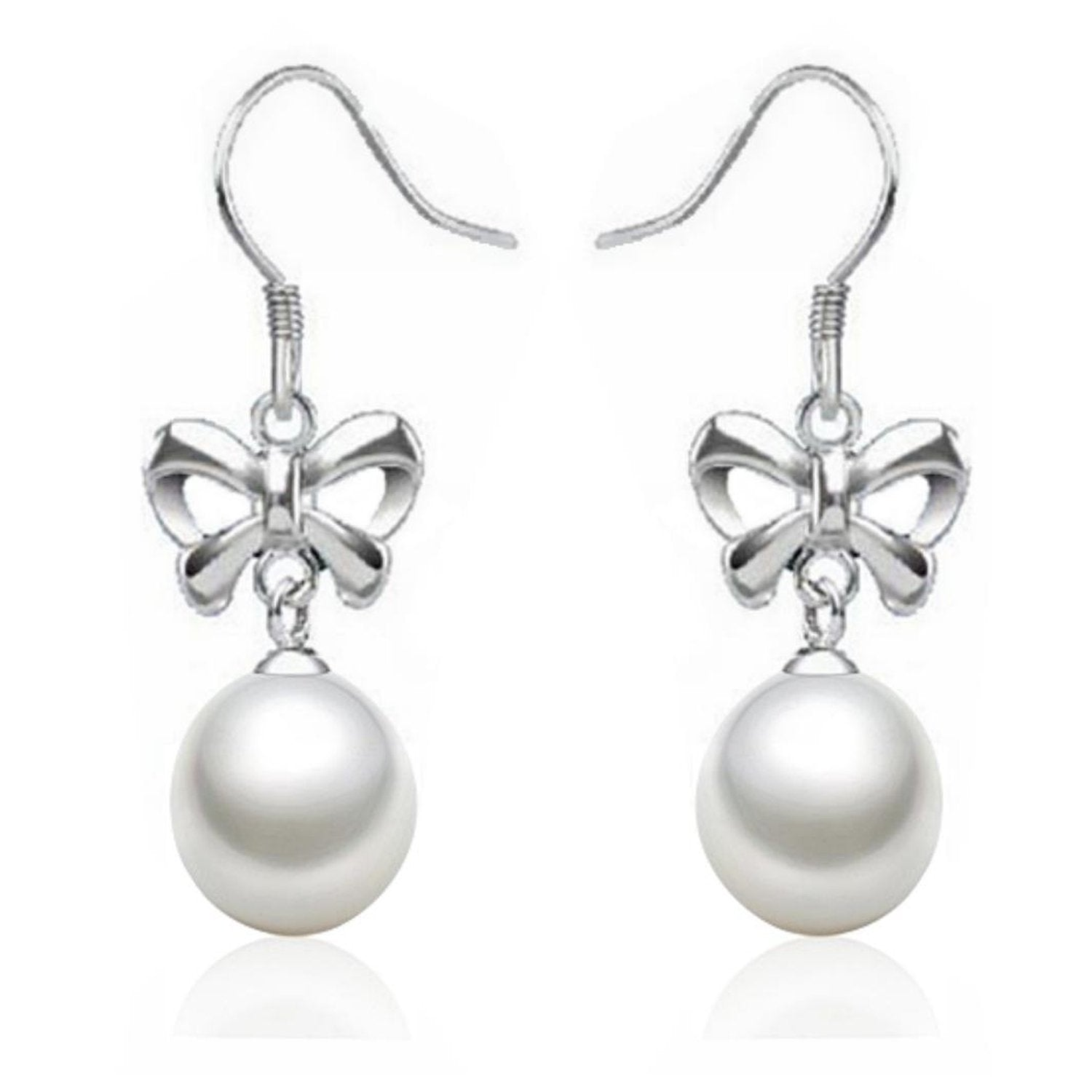 Earrings - Enchanting Gift Of Ocean Pearl Earrings