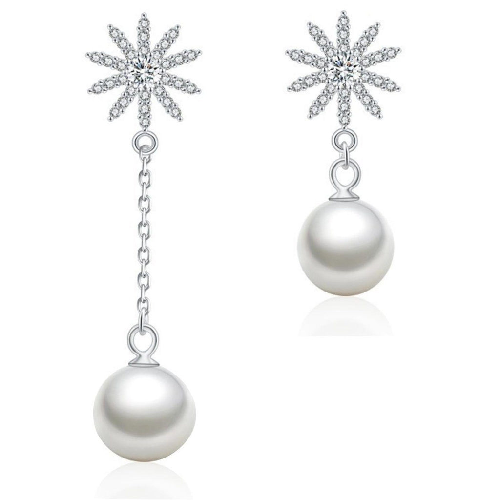 Earrings - Lovely My Princess Pearl Earrings (T)