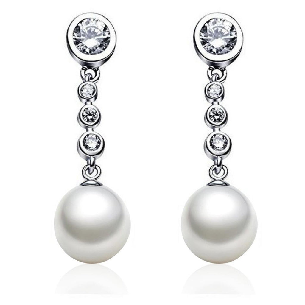 Earrings - Luxurious Pearl Earrings