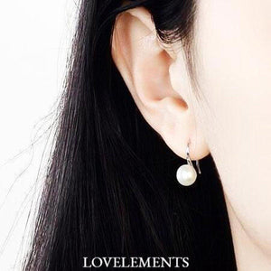 Earrings - Trendy Natural Pearl Earrings