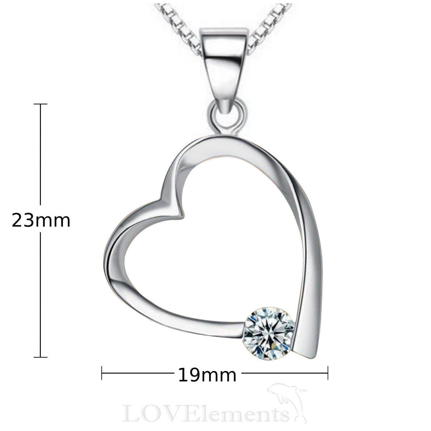 Necklace - Thy Heart Dazzling Necklace