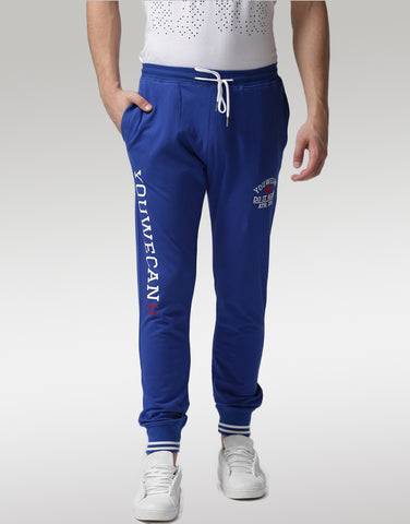 Blue Joggers