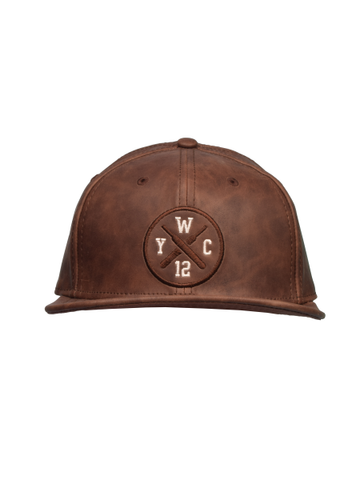 Unisex Brown Cap