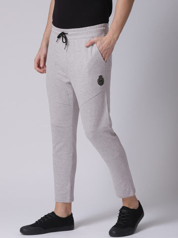 Men Grey Track Pants