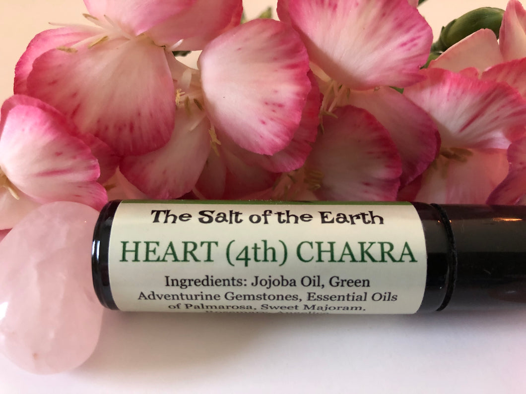 Heart (4th) Chakra Roll-on