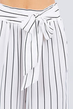 Load image into Gallery viewer, High Waist Stripe Pants