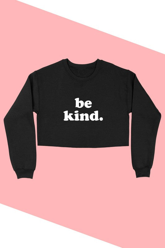 Be Kind Graphic Crop