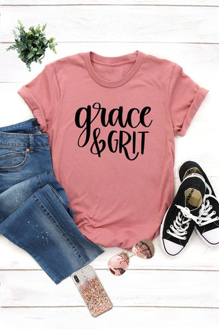 Grace & Grit Graphic Tee