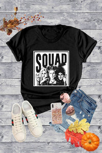 Squad Goals Sanderson Sisters Tee