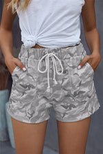 Load image into Gallery viewer, Camo Print Shorts