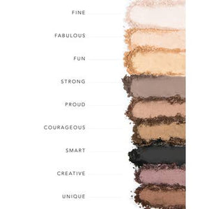 Be Your Own Kind of Beauty Eye Shadow Palette