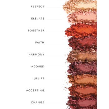 Embrace Yourself - Sunset Vibes Eye Shadow Palette