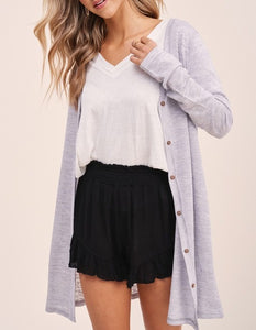Lightweight Cardigan