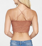Load image into Gallery viewer, Double Strap Lace Bralette