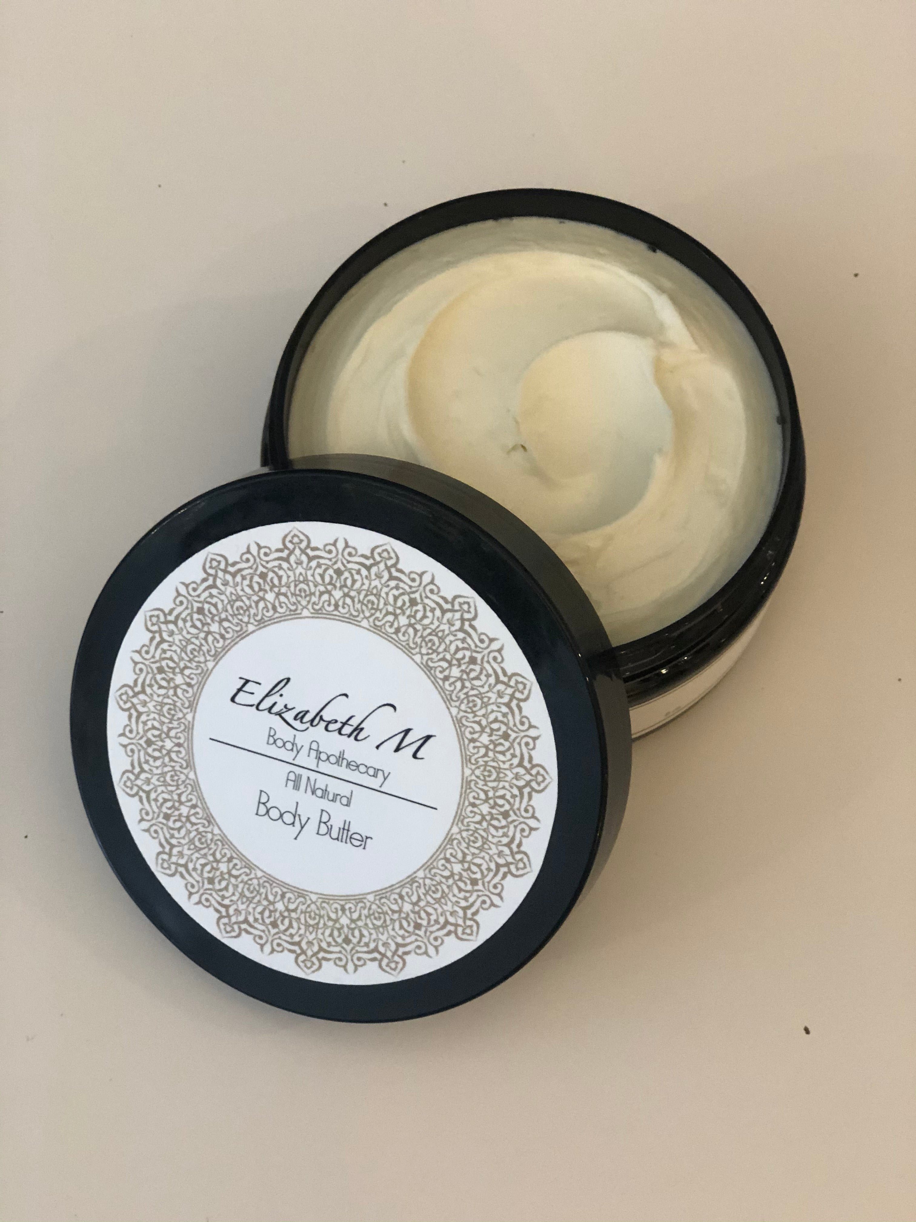 Lavender & Patchouli Body Butter