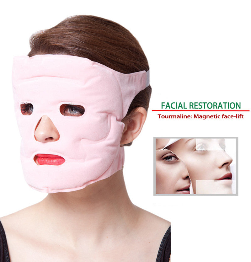 Tourmaline Magnetic Face Mask